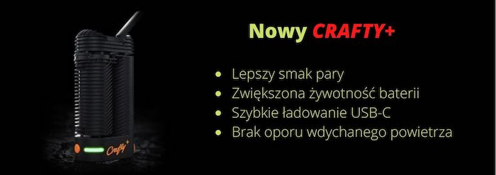 Zalety nowego CRAFTY+
