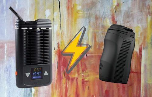 Porównanie vaporizerów Mighty i Tera