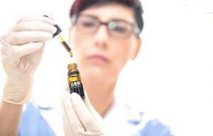 Olejek CBD podnosi odporność